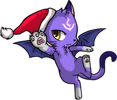 Santa Claws by SharkTuna