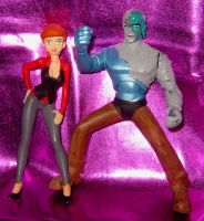 Kevin with Gwen makes GWEVIN by TeenTitans4Evr