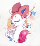 Pokemon Sylveon by RootisTabootus
