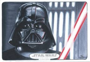 Darth Vader from Episode IV by Dangerous-Beauty778