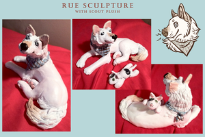Rue Sculpture by Noxx-ious