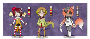 New Adopts - Batch 4 - AUCTION OPEN by Bostonology