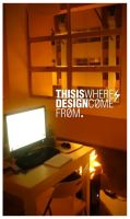 This is where design come from by iamcadence