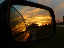 [Objects in The Mirror...] by JET-SKI