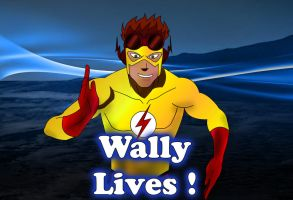 Wally Returns by SSJGOHAN