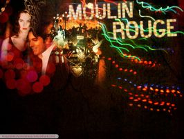 Wallpaper Moulin Rouge by miney004