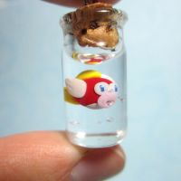 Cheep Cheep in a bottle by TrenoNights