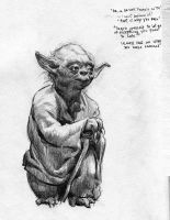 Wisdom from Jedi Master by Call0ps