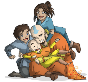 Avatar Daddy by Sakura-Rose12