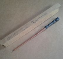 Harry Potter wand replica by dragaodepapel