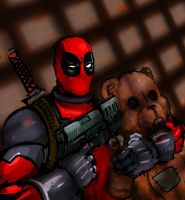 hostage by AndgIl