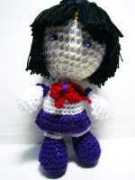 Sailormoon: Sailor Saturn Doll by Nissie