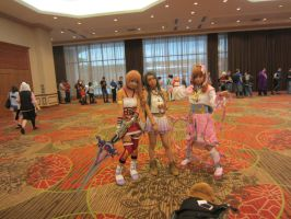AFest 2012 - Final Fantasy by Soynuts