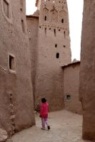 Postcard from Ait Benhaddou 02 by JACAC