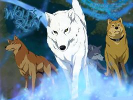 Wolfs Rain by SKYWOLF13