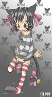 Neko chrissy by Silphy