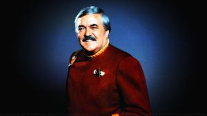 James Doohan Scotty by Dave-Daring