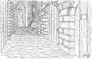 Dungeon by piojote