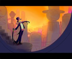 Superjail by Clavicl6