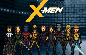 The X-Men (New Earth) by Nova20X