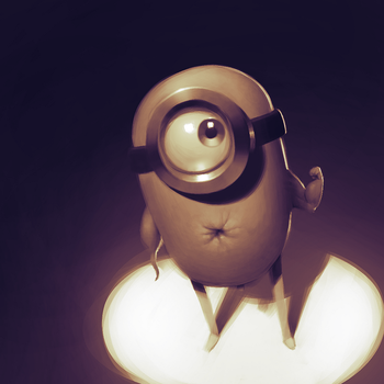 Minion by BenHickling