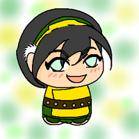 Chibi Toph? by Luns