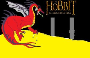 the Hobbit: the Desolation of Smaug by Dragonfire810