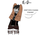 Attack on Homestuck Karkat by Evermorning