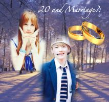 20 And Marriage by Kawaiitimetif