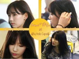 Photopack TaeYeon # 1-By Hello Cupid by HelloCupid