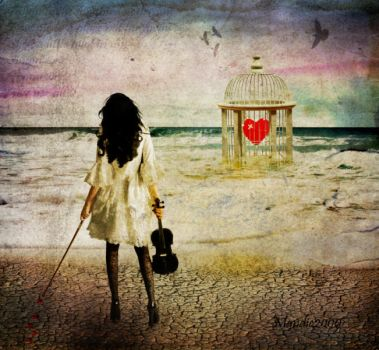 lonely Heart by madmandie
