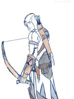 Connor Kenway by Silverwing100