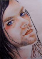Bert McCracken by GataSilenciosa