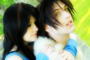 FFVIII Lovers by score6