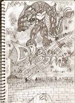 Year 8: Dragon Dreams Titlepage by DeverexDrawer