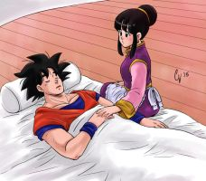 Gokuxchichi moments 4 by camlost
