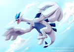 Lugia by xKoday