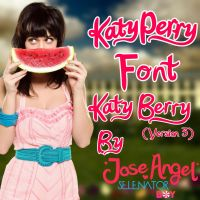 Katy Berry (Version 3) by JoseSelenator
