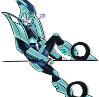 TFA .:The Name's Blurr:. by ChicagoRaven