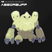 116: Absorbuff by SteveO126