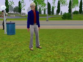 Broneph Reinel on Sims 3 by Shadow-and-Me-foreve