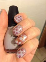 Party Hat Polka Dots by wittlecabbage