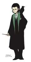Slytherin by meixx