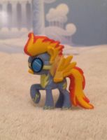 Spitfire Wonderbolt Blind Bag custom repaint by DjPon33
