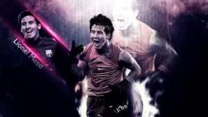 Lionel Messi - 2012 Supernova by eL-Kira