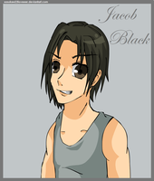 Twilight :: Jacob Black by sasukee23loveeer