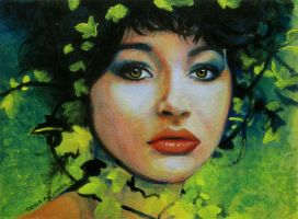 Kate Bush 2 by omppu