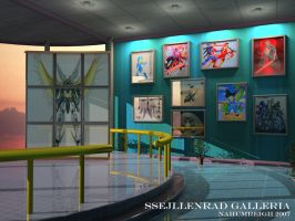 Ssejlllenrad Galleria by nahumreigh