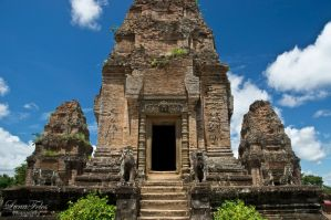 The East Mebon by LunaFeles