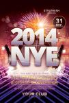 New Years Eve Flyer by styleWish